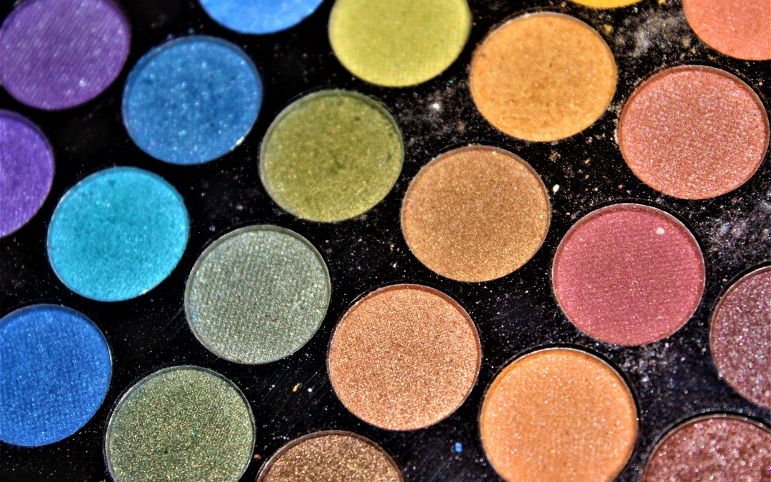 Our Top 3 Vibrant Eyeshadow Palettes For Festival Season